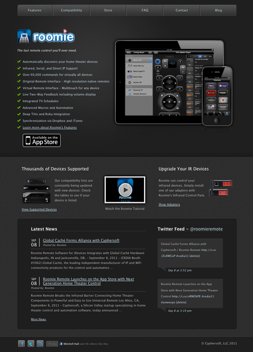 roomieremote.com screenshot